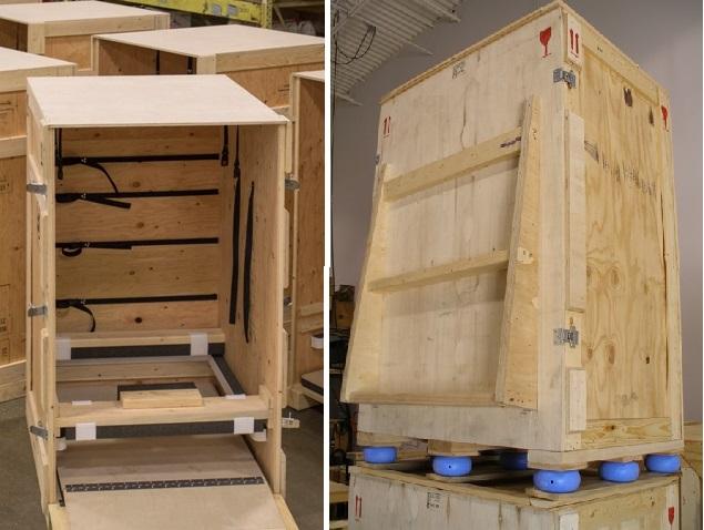 Custom Tradeshow Crates